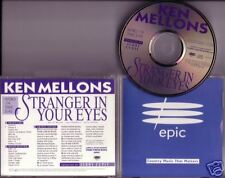 Ken Mellons Stranger in Your Eyes PROMO DJ CD Single 96