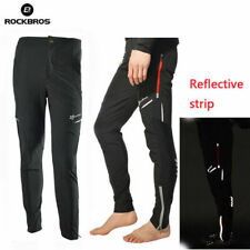 UK RockBros Cycling Pants Casual Pnats Bike Tights Sports Long Trousers