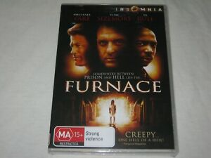 Furnace - Ja Rule - Brand New & Sealed - Region 4 - DVD