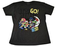 Teen Titans Go! Youth Boys It's Go Time Tee Shirt New M, L