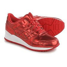 ASICS GEL-Lyte III Sneakers - Leather For Women H6E5K  size 12 ~ new w/box