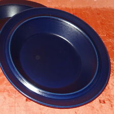 "RARE! ARABIA ""BLUES"" - Designer Heikki Orvola ___Suppenteller/Soup bowl - 6x da"