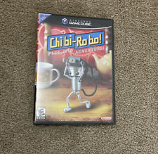 Chibi-Robo (Nintendo GameCube, 2006) Complete-Must See!!!