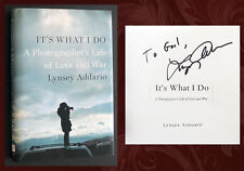 LYNSEY ADDARIO SIGNED - IT'S WHAT I DO - 1st/1st Photography, Jennifer Lawrence!