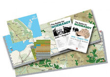 The Battle for Normandy June - August 1944. GMT Games. HUGE Saving