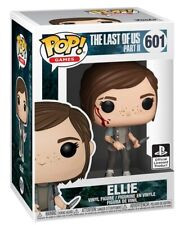 FUNKO POP! GAMES THE LAST OF US PART II ELLIE N. 601 FIGURA IN VINILE MODELLINO