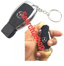 MERCEDES CAR KEYCHAIN DESIGN LIGHTER With Torch REFILLABLE JET FLAME