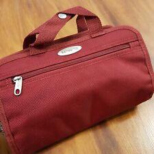 Samsonite Cosmetic Bag Red/Maroon