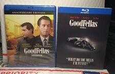 New Goodfellas On Blu-Ray! W-Slipcover! Anniversary Edtion Remastered 4K! Sealed