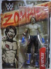 WWE Mattel Zombies AJ Styles ovp /neu