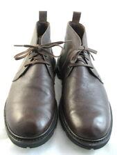 """Allen Edmonds """"ALPINE"""" WEATHERPROOF  Chukka Boots 10.5 D  Brown  (257)"""