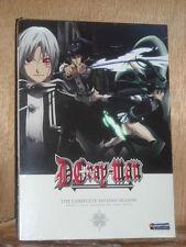 D. Gray-Man: Season Two (DVD, 2011, 4-Disc Set)