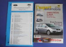 Revue technique l'expert automobile 443 Ford focus C-max 09/2003-> 1.6  2.0 TDCi