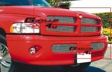 Fits 1999-2001 Dodge Ram Sport Billet Grille Combo