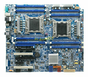 NEW Lenovo Thinkstation C30 Motherboard 03T6737 DESCARTES REV 2.0 Support V2 CPU