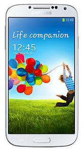 Samsung Galaxy S4 GT-I9506 - 16GB - White Frost (Unlocked) Smartphone