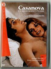 DVD ★ CASANOVA UN ADOLESCENT A VENISE - FILM DE LUIGI COMENCINI ★ NEUF BLISTER