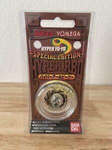 1998 NEW RARE Yomega Hyper Yo-Yo Bandai Hyper RB2 Raider Clear Made in USA model