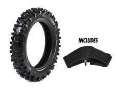 "ProTrax Tough Gear Offroad Motocross Tire 2.75-10 & HD Tube 2.50/2.75x10"" Combo"
