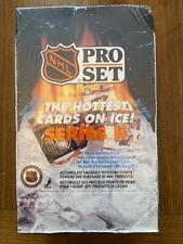1990 NHL Pro Set Series 2 Wax Box (Factory Sealed)