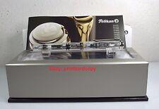 Special Edition Pelikan Souveran M805 Clear Demonstrator Fountain pen (ENGRAVE)