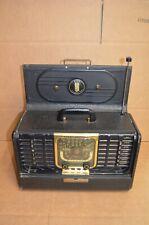 Vintage! Zenith Trans-Oceanic Short Wave Radio Receiver - Wave-Magnet