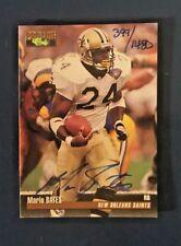 1995 Classic Pro Line   - MARIO BATES -  Autograph -  399/1480
