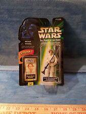 Star Wars Luke Skywalker Action Figure - NEW MOC - Flashback photo