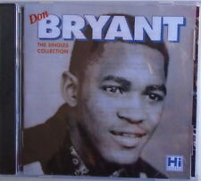 DON BRYANT - CD - The Singles Collection - BRAND NEW