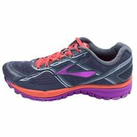 Brooks Womens Ghost 8 Running Shoes Purple Low Top Mesh Lace Up 1201931B038 8.5B