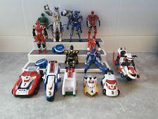 Power Rangers SPD figuras