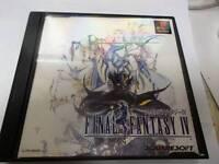 PS1 Final Fantasy IV FF 4 Japan PS PlayStation 1 F/S