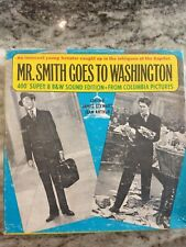 Rare Columbia Mr Smith Goes To Washington Jimmy Stewart 400' Super 8 Home Movie