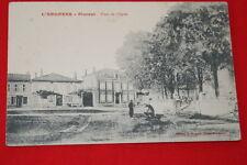 L'ARGONNE FLORENT PLACE DE L'EGLISE 1915 (R91)