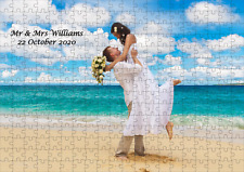 Personalised Jigsaw Puzzle - A3 - 300 Pieces - Great Gift - Your Photo / Text!