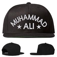 Muhammad Ali Hat, Muhammad Ali snapback, Legend Snapback, Boxer Snapback