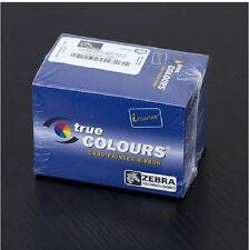 Zebra iSeries 5-Panel Color Ribbon YMCKO for Zebra Card Printers 800015-440