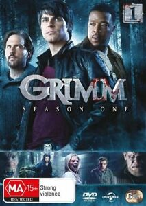 Grimm : Season 1 DVD : NEW