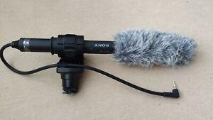 Sony ECM-CG50 Shotgun/On-Device Wired Standard Microphone