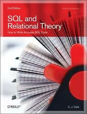 SQL and Relational Theory: How to Write Accurate SQL Code, Date, C.J., Good Book