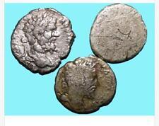 LOT OF 3 ROMAN SILVER DENARIUS