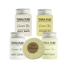 Terra Pure Hotel Size Toiletries Set | 1-Shoppe All-In-Kit Amenities Hotel