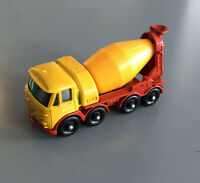 Lesney Matchbox Superfast No 21 Foden Concrete Truck VNMC no box