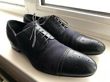 Louis Vuitton Men's Blue Oxfords Size 10
