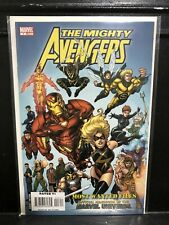Mighty Avengers Most Wanted Files (2007 One-Shot Marvel) Combined Shipping Deal
