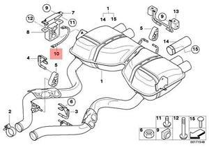 Genuine BMW E90 E90N E92 E92N E93 E93N Cabrio Ground Cable OEM 12427840591