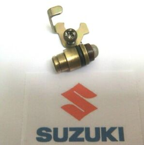 SUZUKI GSX 1100 GSX1100 GSX1150 MIKUNI CARB NEEDLE VALVE SEAT & BRACKET 1985- 86