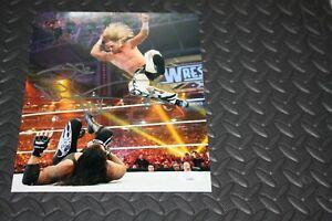 WWE HBK SHAWN MICHAELS DX SIGNED AUTOGRAPHED 8x10 PHOTO VS UNDERTAKER JSA