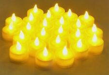 Flameless LED  Tealight  Candles  Tea Light Candle 24pcs LCL24