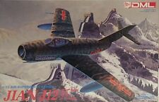 Dragon 1:72 Jian Ji2 Mig-15 Chinese 1950's Fighter
